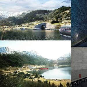 Norway to Build the World's First Ship Tunnel