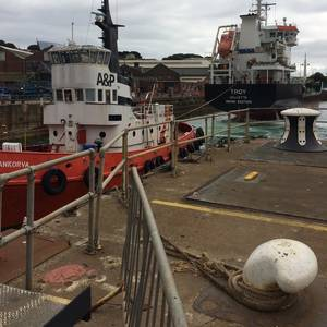 A&P Falmouth Completes Troy Refit