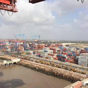 APM Terminals Pipavav Boosts Efficiency