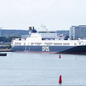 CSA 2020 Applauds DFDS on EGCS Drive