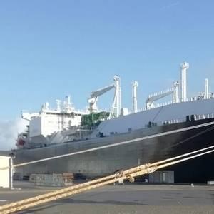 Damen Completes 'Methane Princess' Repairs