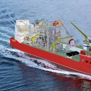 Debmarine to Build $468mln New Vessel