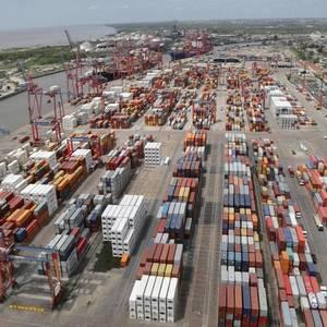 Buenos Aires' Exolgan Orders Four Hybrid RTGs from Kalmar