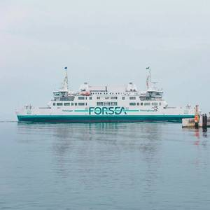 ForSea Mercandia 4 to Become Freight-Only Ferry
