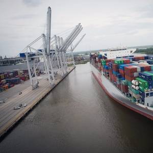 Savannah Port Sets All-time Container Record in October
