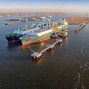 Golar Spins Off TFDE LNG Biz