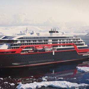 Høglund to Supply FGSS for Hurtigruten
