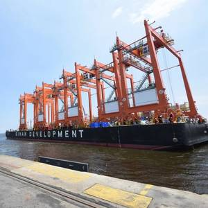 ICTSI Manila Adds More Equipments