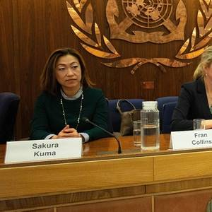 Empower Women in Maritime
