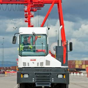 DP World Orders Terminal Tractors at Kalmar