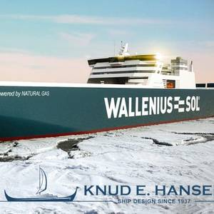 Wallenius-SOL Orders Four New LNG-Powered RoRos