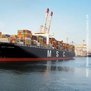 MacGregor to Upgrade MSC Vessels