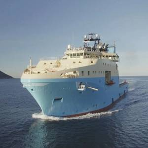 Maersk Aborts Sale of Maersk Supply Service