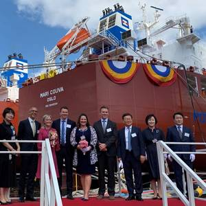 HMD Builds 2 Methanol-Fueled Tankers