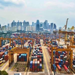Fitch Bullish on Asia-Pacific Ports