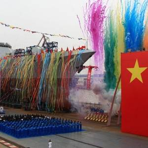 China to Launch Latest Type 055 Destroyer