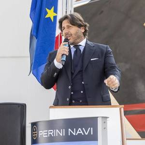 Perini Navi Launches New 25m Eco Tender