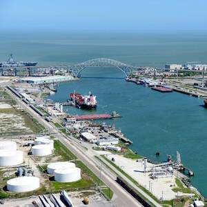 Port of Corpus Christi Readies VLCC Terminal