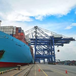 Nansha Doubles Direct Sailings to Rotterdam