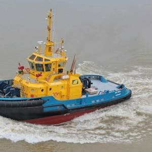 Saam Smit Towage Adds Escort Tug Duo