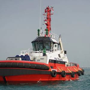 Cheoy Lee Shipyards Delivers Tug Duo