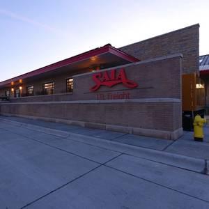 Saia Opens New Massachusetts Terminal