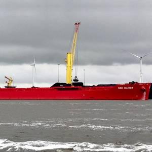 Scorpio Refinances a Kamsarmax Vessel