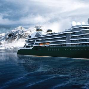 Seabourn Names First Expedition Ship