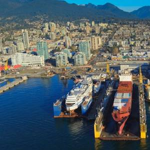 Seaspan Partners with Lockheed Martin