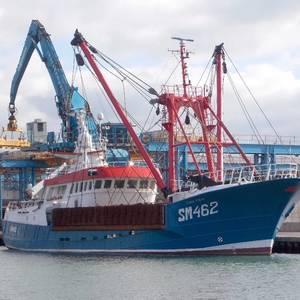 UK's Shoreham Welcomes Home Registered Vessel