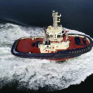 Svitzer Australia Welcomes New Tugs