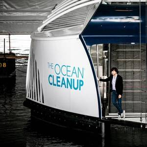 Ocean Cleanup Expands to Rivers