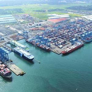 Tideworks Joins with Liebherr Container Cranes