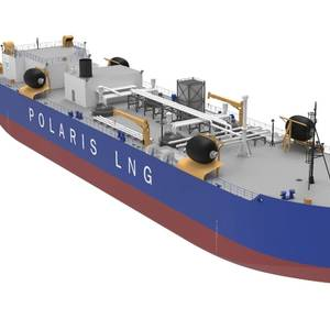 Vard to Design LNG Bunker Barge for Fincantieri