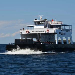 Fincantieri to Build Washington Island Ferry