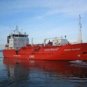 Floating LNG Power Vessel Market to $1bln by 2025
