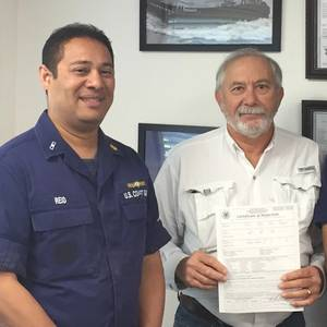 First COI Issued Under Subchapter M