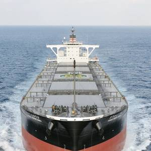 NYK Takes Delivery of New Coal Carrier