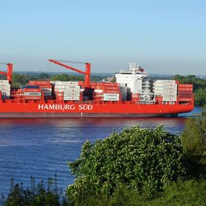 Hamburg Süd Christens Polar Ecuador