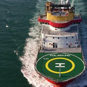 GC Rieber Shipping Sells Polar King IMR Vessel