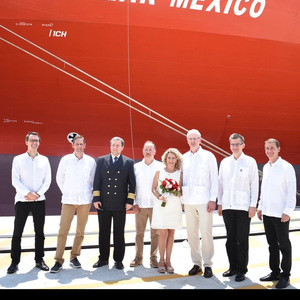 "Hamburg Süd Christens ""Polar Mexico"""