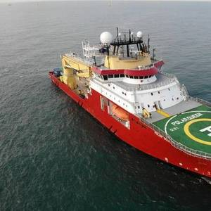 GC Rieber Delivers Polar Queen to Schmidt Ocean Institute