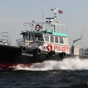 New Pilot Boat Delivered to Sabine Pilots