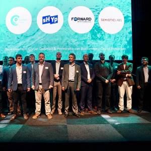Start-ups to Make Rotterdam Port Smarter