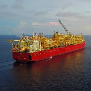 Shell Feeds Gas to Australia's New Prelude FLNG