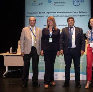Huelva, Enagás Launch Cold Logistics Hub