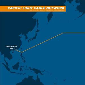 Facebook, Google among Builders of New Transpacific Cable