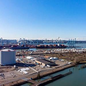 New LNG Bunker Barge Planned for Port of Tacoma