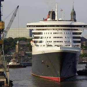 Queen Mary 2 set for Extensive Blohm + Voss Refit