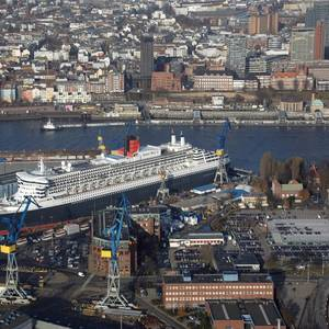 GE Completes Queen Mary 2 Upgrade